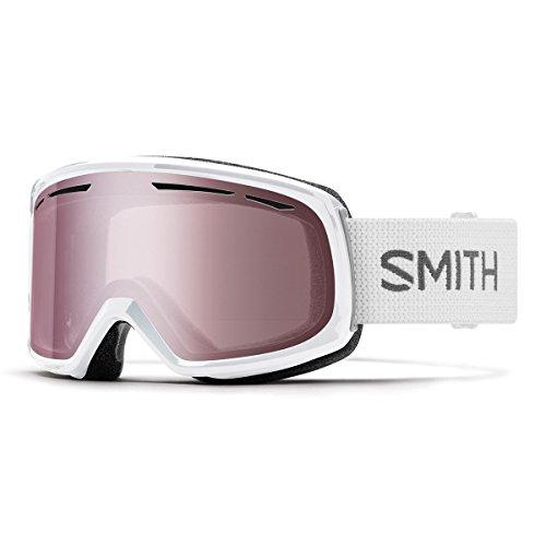 Smith Optics Womens Drift Snow Goggles White Frame/Ignitor Mirror