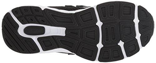 New Balance Boys' 680v5 Running Shoe, Blackwhite, 6.5 W Us Big Kid