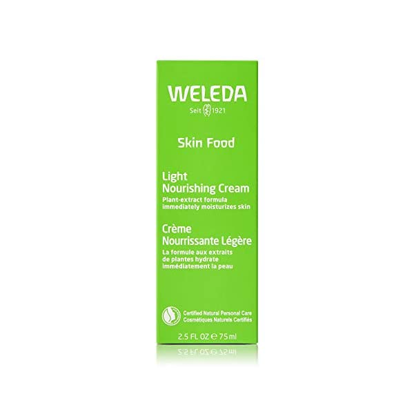 Weleda Skin Food Light Nourishing Body Cream, 2.5 Oz