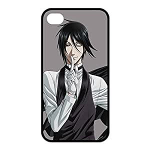 Hot Anime Series Black Butler Personalized Unique Personalized Custom Hard Case For Iphone 6 4.7 Inch Cover Durable