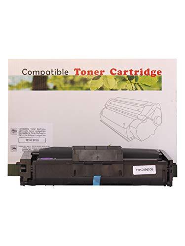 Moneyplant SP200 SP201 Toner Cartridge for Ricoh SP200 SP200N SP200S SP200SU SP202SN SP203SFN SP203SF