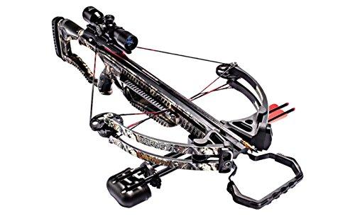 NEW FOR 2016!! Barnett Raptor FX2 Crossbow Ready to Shoot Package w/4x32 Scope