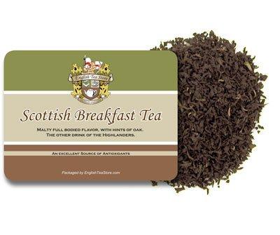 Scottish Breakfast Tea - Loose Leaf - 16oz
