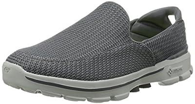 Skechers Men's Go Walk 3 Mesh Slip-on Shoe