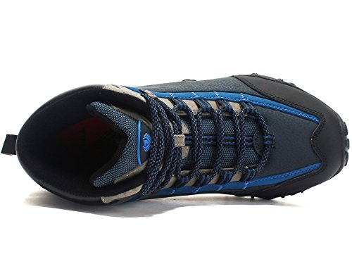 De Deporte Trainer Zapatos 46 Gnediae Libre Cordones D039 Botas Senderismo Ocio Hombre Zapatillas Aire Al Azul Impermeables 39 Polar Para ttq46aPwxR