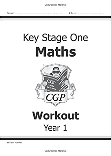 Descarga gratuita Ks1 Maths Workout - Year 1 PDF