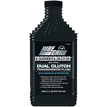 Lubegard 56032 Complete Multi-Vehicle Dual Clutch Transmission Fluid for Wet Clutch Application, 32
