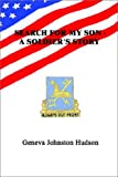 img - for Search for My Son - A Soldier's Story book / textbook / text book