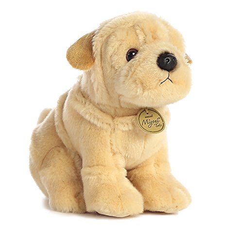 Aurora World Miyoni Sharpei Pup Plush