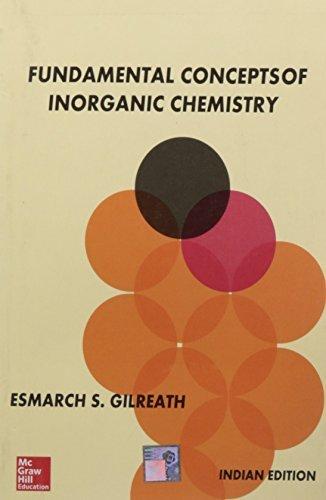 Download Fundamental Concepts Of Inorganic Chemistry (Pb 2015) pdf epub