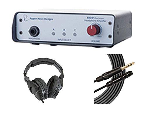 Rupert Neve Designs RNHP Headphone Amplifier + HD 280 PRO + Mogami Extension by Rupert Neve Designs