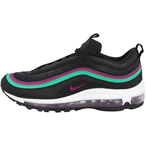 97 Air Bright Black W da Max Scarpe Emerald Donna Black 001 Clear NIKE Grape Multicolore Ginnastica Basse RWUF1HR