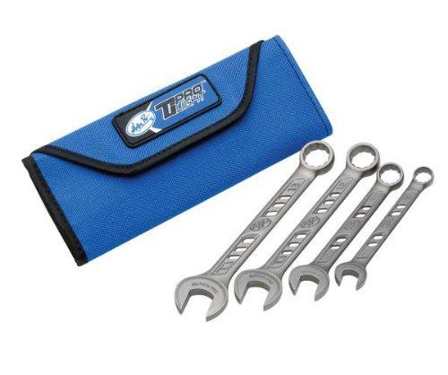 Motion Pro 08-0478 Titanium Prolight Wrench Set