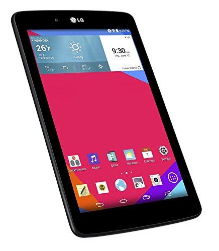 LG G Pad F 7.0 LK430 8GB, Quad-Core Processor, Android 5.0 Lollipop Tablet PC w/ 5MP + Front-Facing Camera - Black