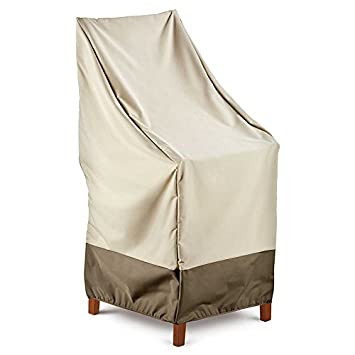 Delightful Tall Bar Chair Cover