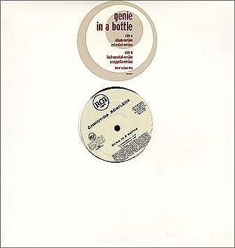 Christina Aguilera - Genie in a Bottle (Limited Edition) - Amazon.com Music