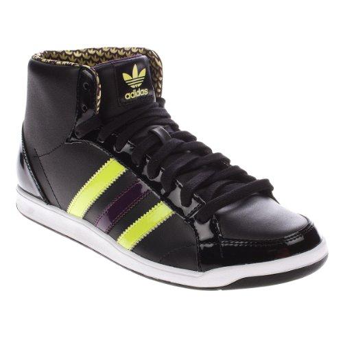 Adi Colore W 38 Taglia 0 nero G14017 Hoop Verde Adidas Mid TBfqq