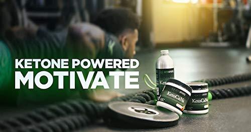 KetoSports Keto Supplement with Exogenous Ketones - Keto BHB Fueling Physical, Mental Performance, and Keto Diet Support - Premium Keto Powder - KetoCaNa Ketones Supplement