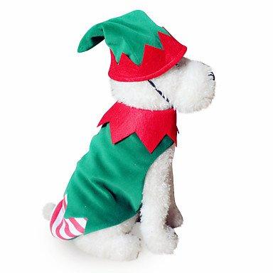 Random color XL Random color XL Y-Hui Dog Costume Dog Clothes Cosplay Halloween Solid Random color,Xl,Random color