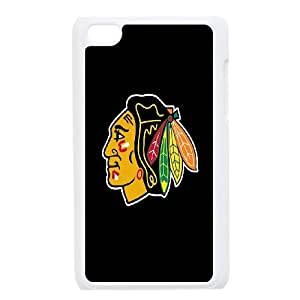 Generic Case Chicago Blackhawks For Ipod Touch 4 F6T8898922
