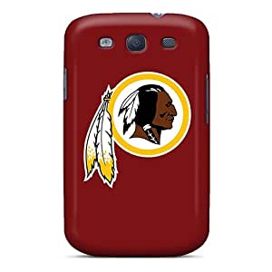 Sanp On Case Cover Protector For Galaxy S3 (washington Redskins 2)