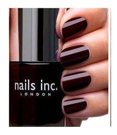 Amazon.com : Nails Inc. Best of British London Nail Polish (Great ...