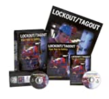 INSTRUCTIOR GUIDE, TRAINER CD ROM /DVD, AWARENESS POSTER, 11 HANDBOOKS LOCKOUT TAG-OUT DVD KIT