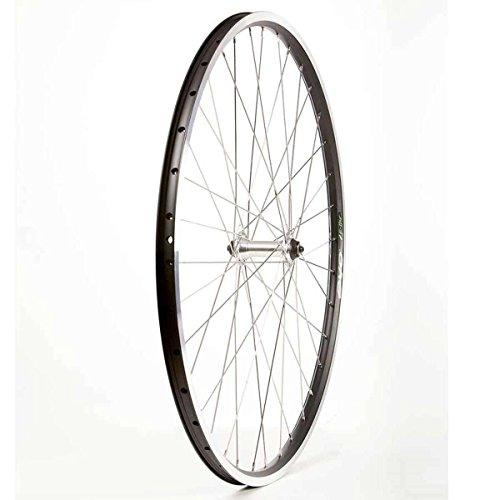 Wheel Shop EVO E-Tour 19 Black / Stainless Wheel Front 700C 36 spokes FM21-FQR QR