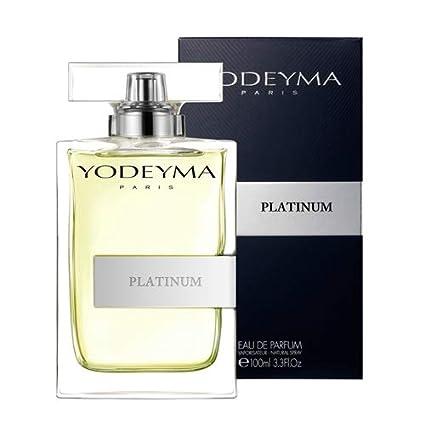 Parfum De 100 Uomo Eau Yodeyma Profumo Platinum Ml nm0vN8w