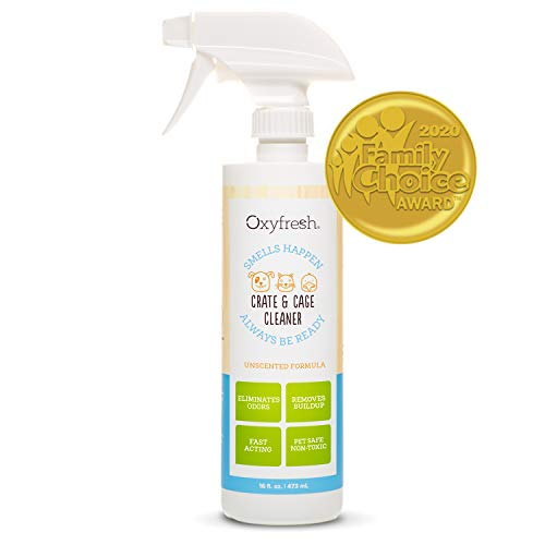 Oxyfresh Crate & Cage Cleaner – Unscented Cage
