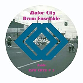 Raw cuts 5 6 motor city drum ensemble mp3 for Motor city drum ensemble raw cuts 3