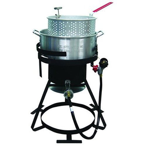 fish fryer pan - 5
