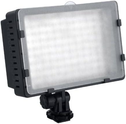 CN-126 140 LED Camera Camcorder Video Light for Digital SLR Cameras Digital Camcorder