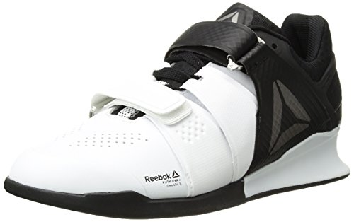 Reebok Men's Legacylifter Cross Trainer White/Black/Pewter shipping discount sale finishline sale new buy cheap extremely 6SSZ8b