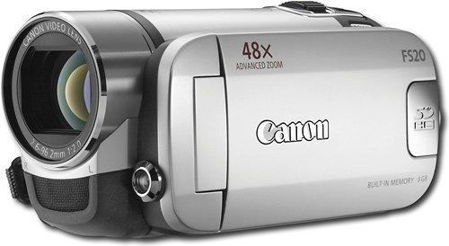 Canon FS20 Digital Video Camcorder