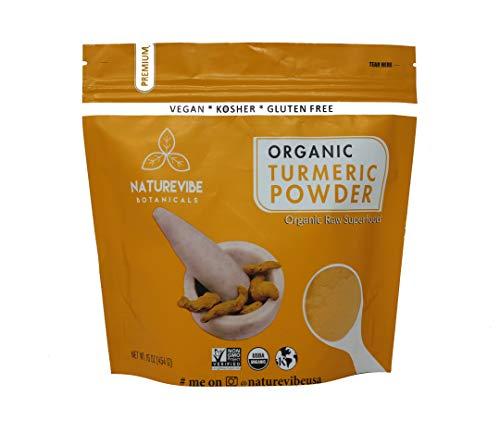 Premium Quality Organic Turmeric