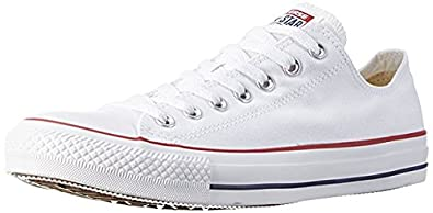 converse chuck taylor all star m7652 blanco