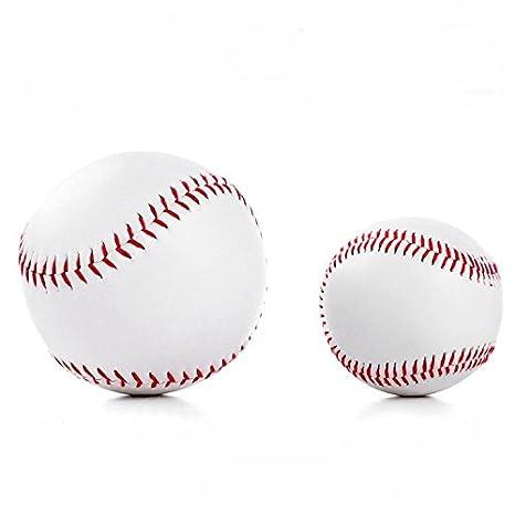fannuoyi blanco práctica pelota de béisbol Base de entrenamiento ...