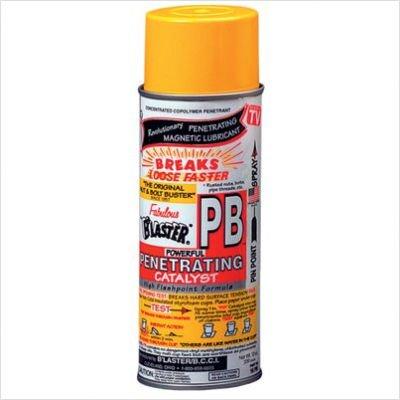 Blaster Penetrating Catalyst (BLASTER 128-PB Bottle Blaster Penetrating Catalyst Oil/Lubrica (Price is for 4)