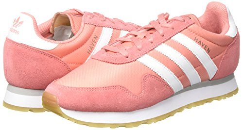 Chaussures Adidas Haven W Femme tacile De Rose Rose Running r1E1SW