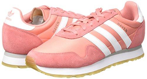 Running Rose Rose De W Chaussures tacile Haven Femme Adidas qwvIYx