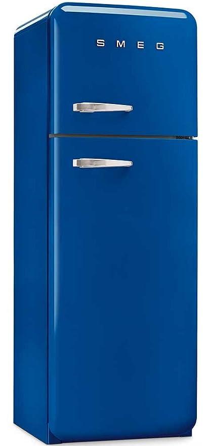 Smeg FAB30RBL1 Independiente 293L A++ Azul nevera y congelador ...