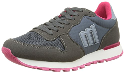 MTNG Sports Gris Oscuro Nylon 69583 Gris Shoes Raspe Multi Women's Rg1wrqnR