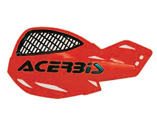 Acerbis 2072670004 Uniko Red Vented Handguard