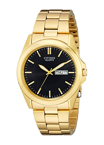 Citizen Men's Quartz Watch with Day/Date, BF0582-51F