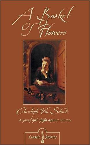 Basket Of Flowers Book