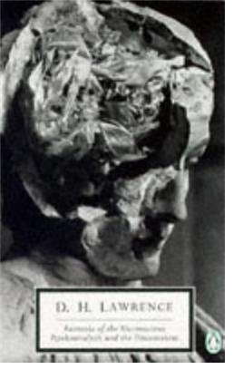 9780140033038 - D H Lawrence: Fantasia of the Unconscious / Psychoanalysis and the Unconscious - Libro