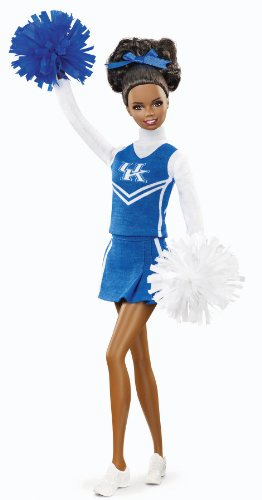 Barbie Collector University of Kentucky African-American