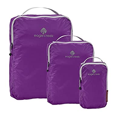 Eagle Creek Pack It Specter Cube Set , Grape,  3pc Set