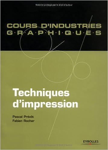 Lire un Techniques d'impression epub pdf